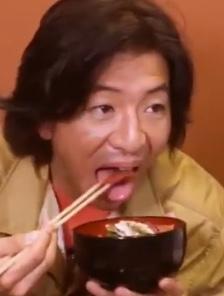 木村拓哉が元旦から食べ方が汚いと大ひんしゅく